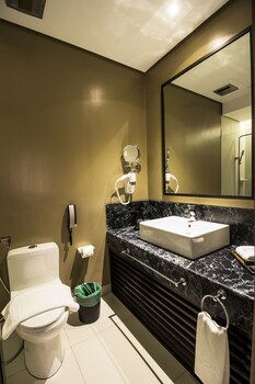 1898 HOTEL COLONIA EN LAS FILIPINAS Bathroom