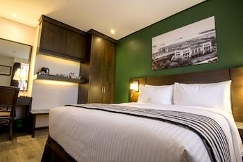 1898 HOTEL COLONIA EN LAS FILIPINAS Room