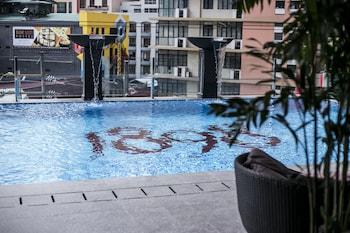 1898 HOTEL COLONIA EN LAS FILIPINAS Pool