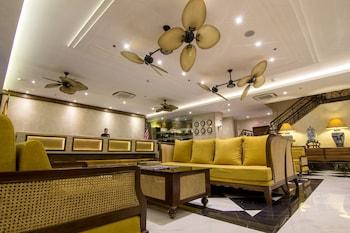1898 HOTEL COLONIA EN LAS FILIPINAS Lobby Sitting Area