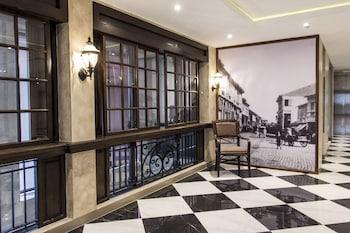1898 HOTEL COLONIA EN LAS FILIPINAS Business Center