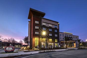 聖荷西機場歡朋套房飯店 Hampton Inn & Suites San Jose Airport