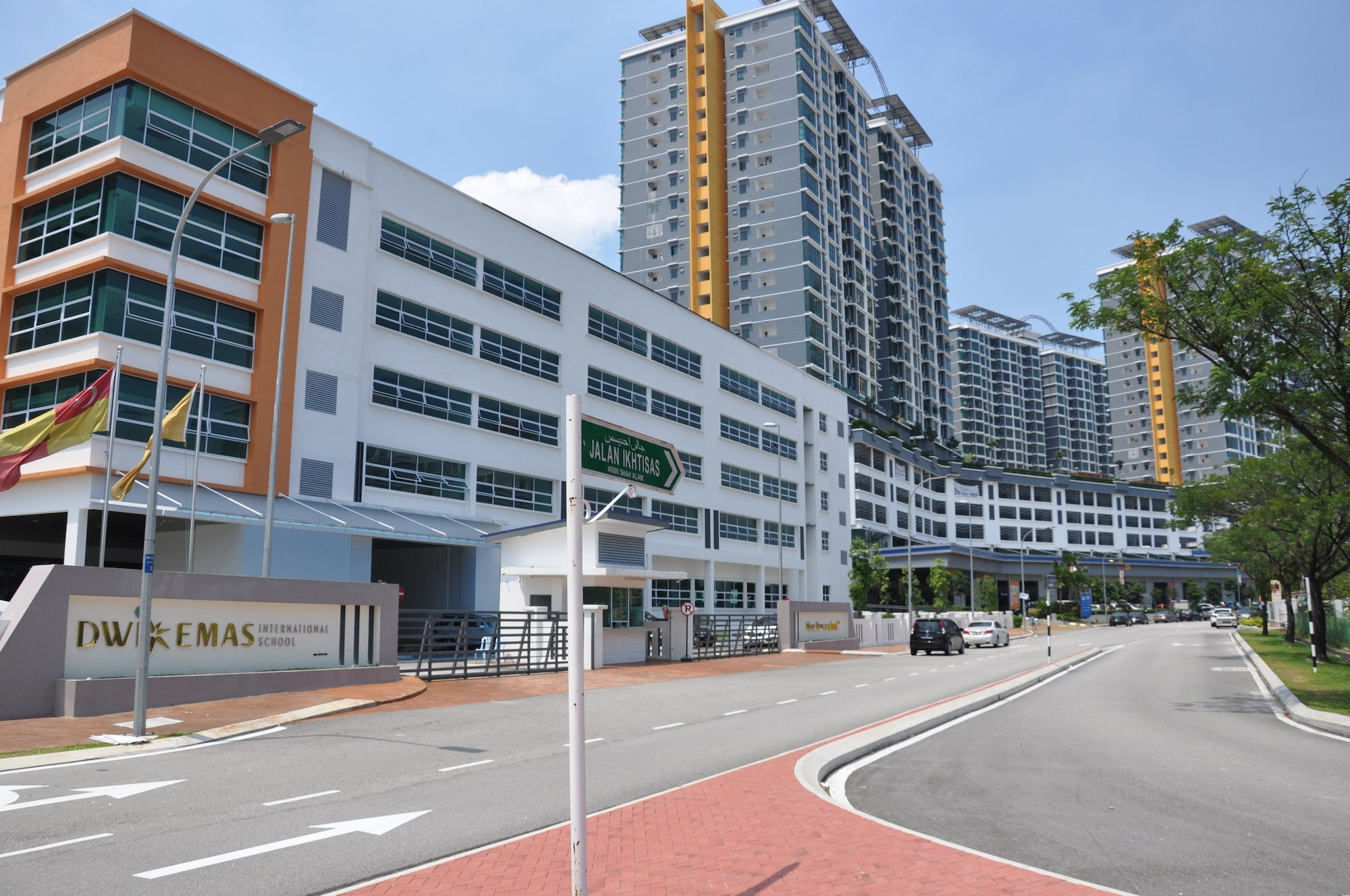 Lawang Suite Apartment With Balcony, Kuala Lumpur