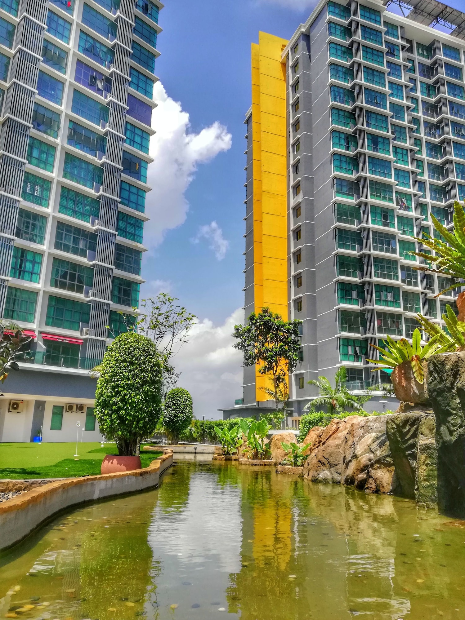 Lawang Suite 2 Bedroom Corner Apartment, Kuala Lumpur