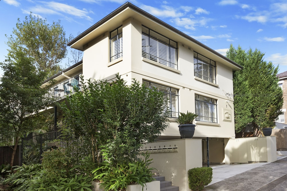 Ballantyne at Mosman Serviced Apartment