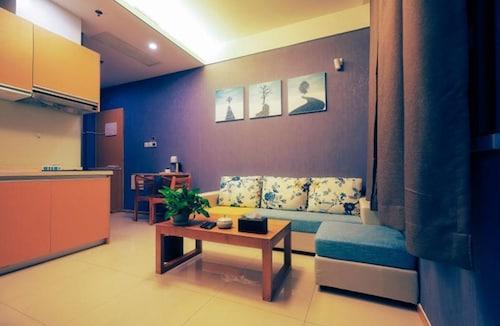 Si Mu Tou Ying Suite Apartment, Tianjin