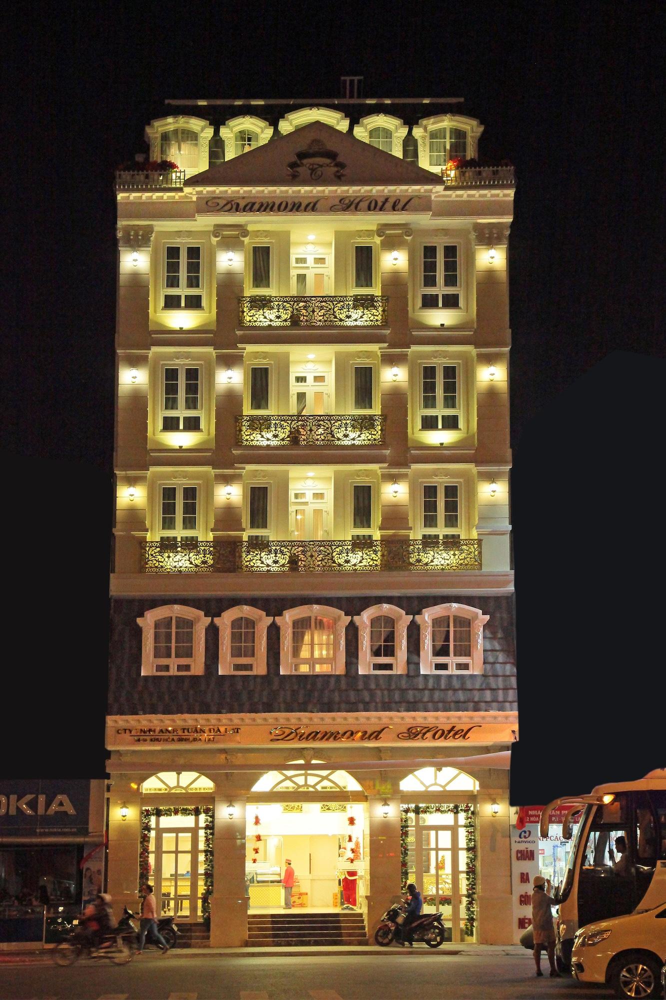 Diamond Hotel, Đà Lạt