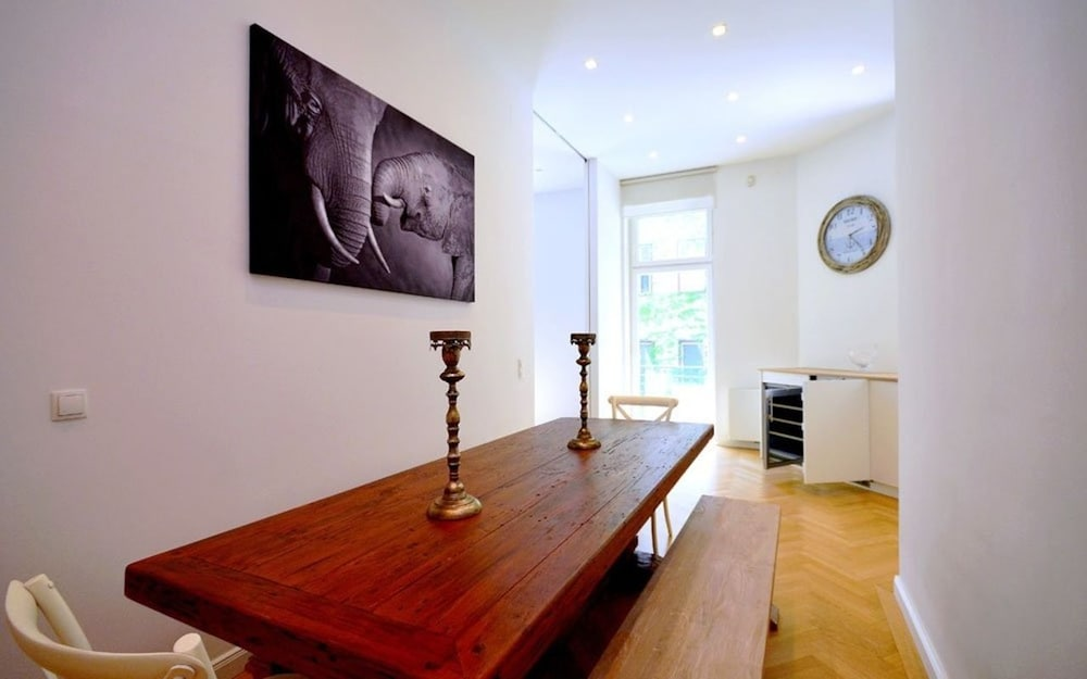 Vienna Residence Colossal Apartment With Balcony and Space for 8 Guest