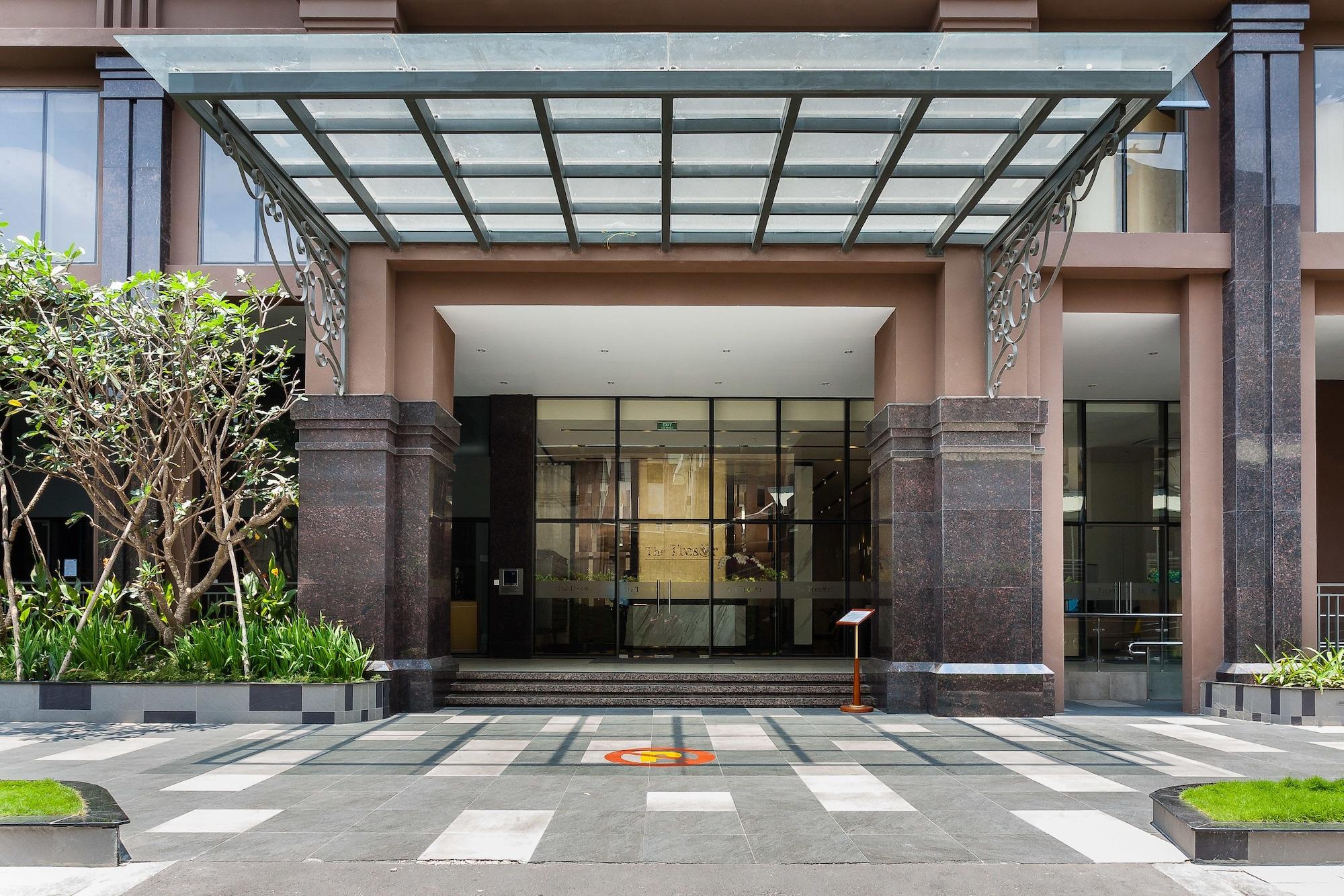 Sammi Hotel & Apartment 2, Quận 4