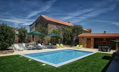 House With 8 Bedrooms in Celorico de Basto, With Pool Access, Furnishe, Celorico de Basto