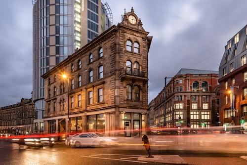 . Hotel Indigo Manchester - Victoria Station