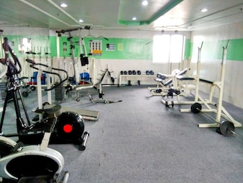 TOURISTATION @ CROWNE BAY TOWER Gym