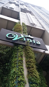 MY CITY HOME AT VINIA RESIDENCES Exterior detail