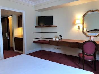 MANILA PRINCE HOTEL Room