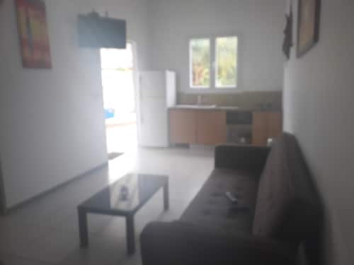 Bungalow With 2 Bedrooms in Ste Rose, With Pool Access, Enclosed Garde, Sainte-Rose
