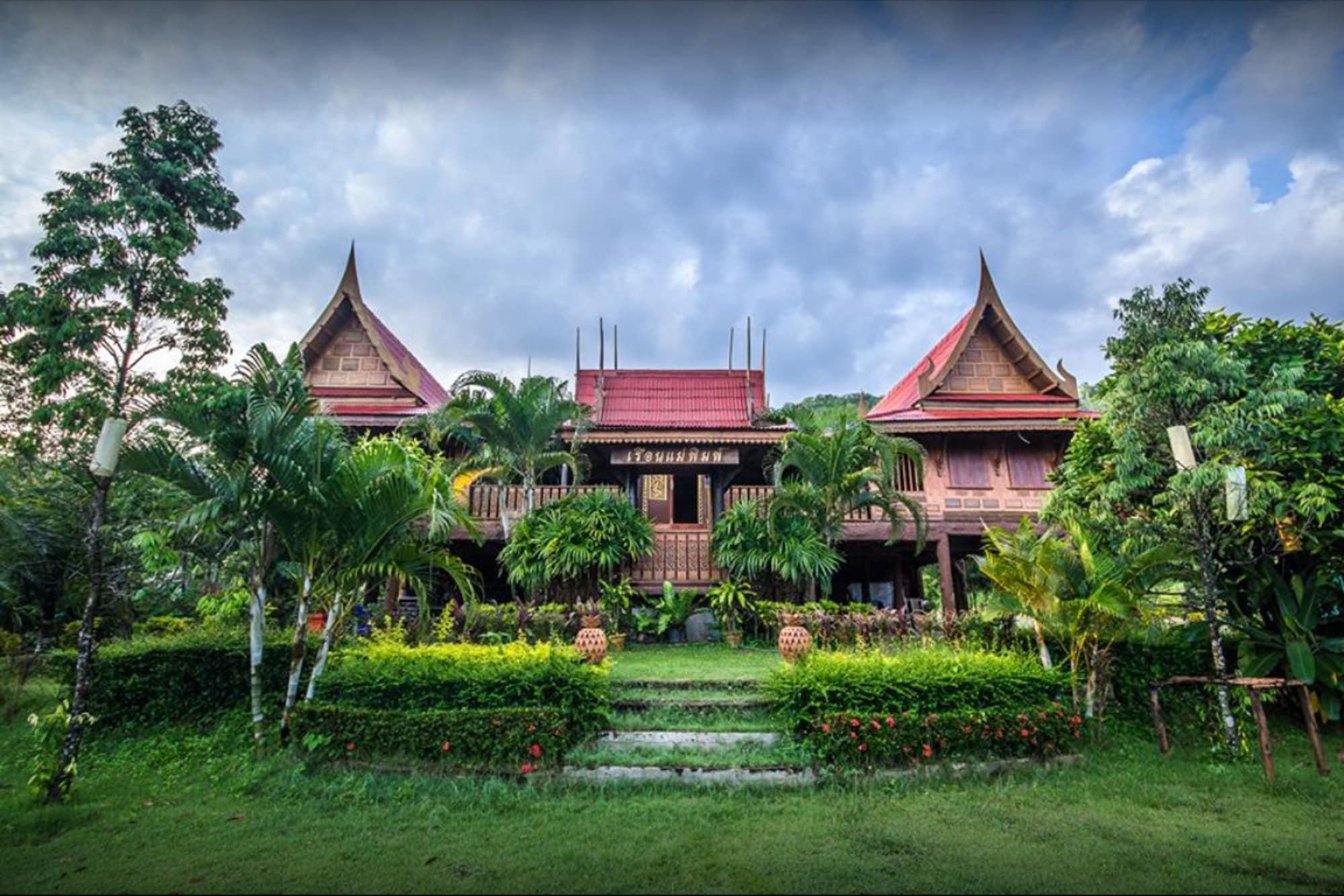 Lomrak Resort, Suan Phung