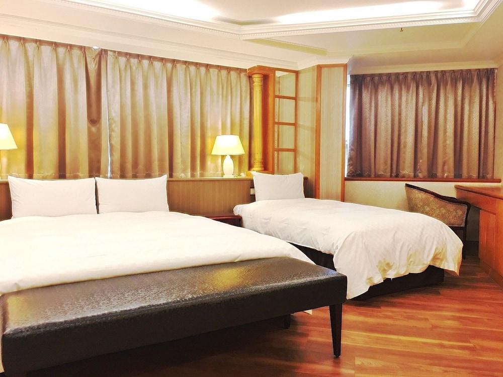 ダーシン ホテル (大新商旅)