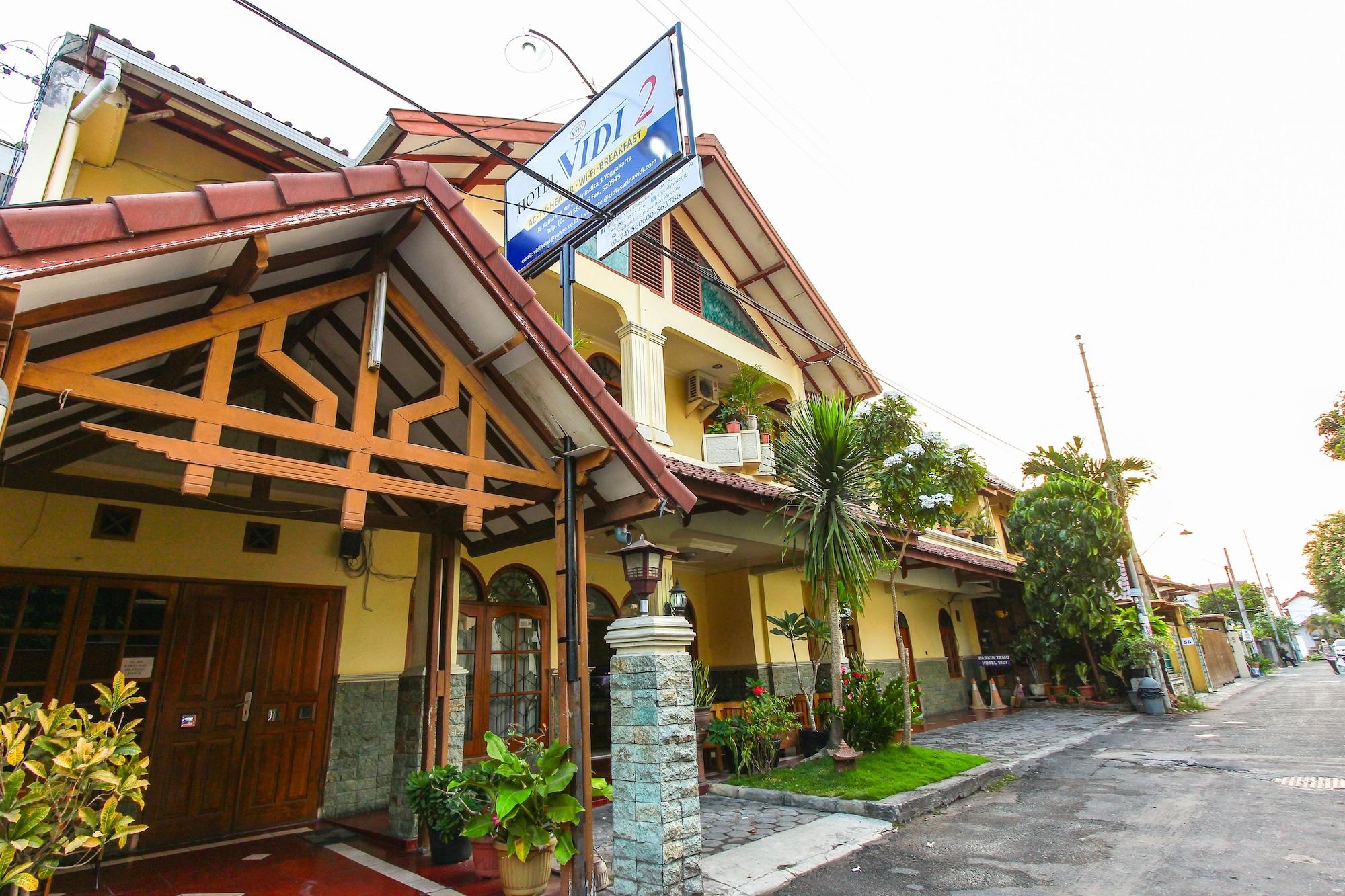Hotel Vidi 2, Yogyakarta