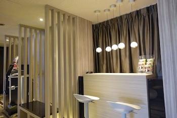 HOTEL ORIGIN - ADULT ONLY Interior Detail
