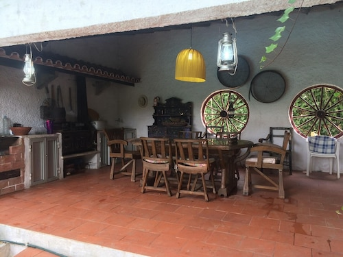 House With 5 Bedrooms in Vila Verde de Ficalho, With Wonderful Mountai, Serpa