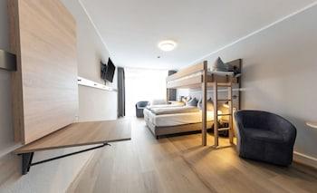 慕尼黑城市中央客房飯店 centerroom Muenchen City