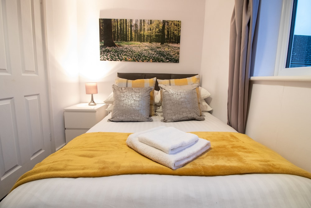 St Anne's Serviced Accommodation, Oxfordshire