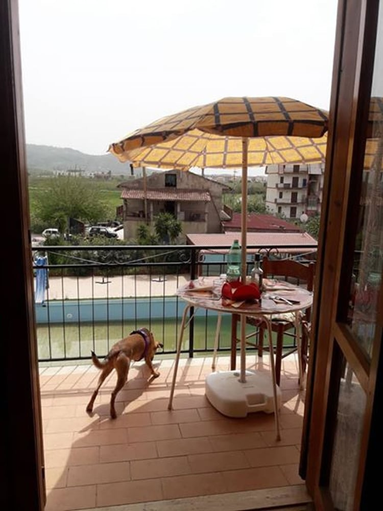 Apartment With 2 Bedrooms in Marina di Santa Maria del Cedro, With Furnished Balcony - 300 m From th