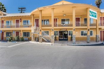 埃斯孔迪多市中心凱藝飯店 Quality Inn Escondido Downtown