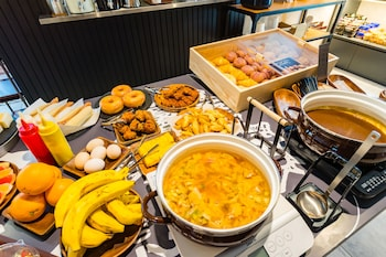 ICI HOTEL ASAKUSABASHI BY RELIEF Breakfast buffet