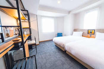 ICI HOTEL ASAKUSABASHI BY RELIEF Room