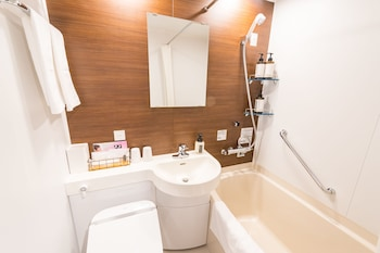 ICI HOTEL ASAKUSABASHI BY RELIEF Bathroom