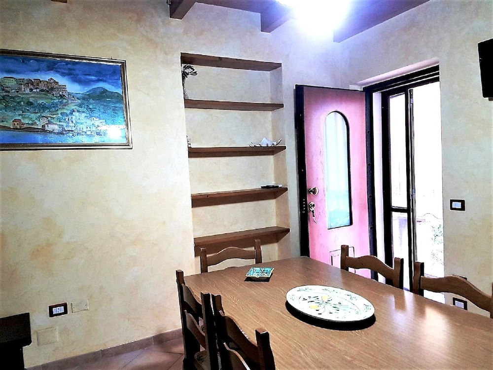 Apartment With 2 Bedrooms in Pisciotta Marina, With Wonderful City View and Balcony - 150 m From the