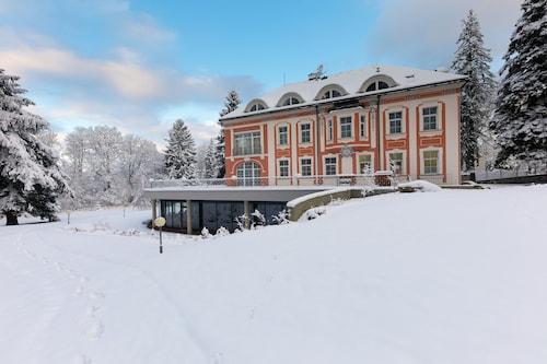 . Wellness & Spa hotel Villa Regenhart
