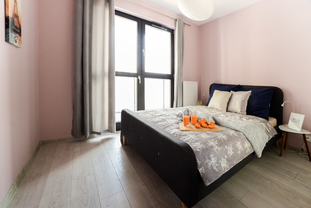 Comfortable Apartment in Warsaw