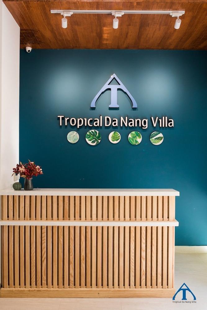 トロピカル ダナン ヴィラ