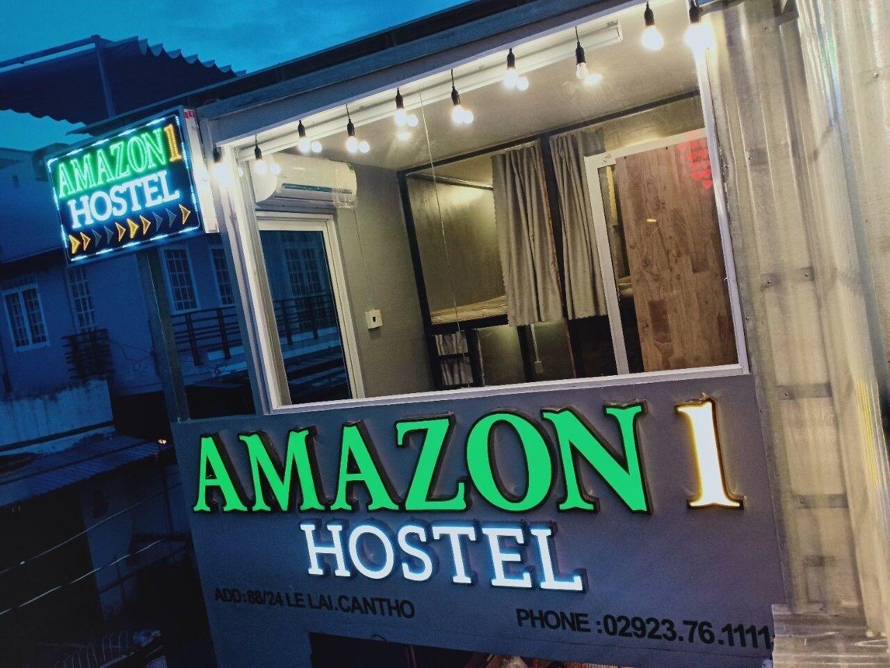 Amazon1 Hostel, Ninh Kiều