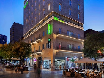 Ibis Styles Jerusalem City Center Hotel En Jerusalén Viajes El Corte Ingles