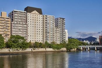 THE ROYAL PARK HOTEL HIROSHIMA RIVERSIDE Front of Property