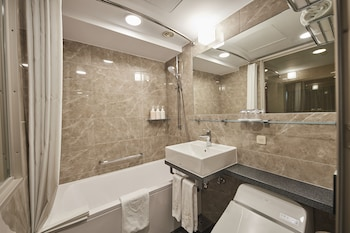 THE ROYAL PARK HOTEL HIROSHIMA RIVERSIDE Bathroom