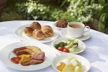 THE ROYAL PARK HOTEL HIROSHIMA RIVERSIDE Breakfast buffet