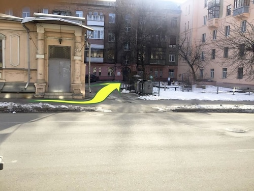 Ride hostel, Kharkivs'ka