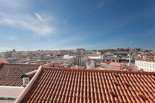 Rossio Santana-Balcony to Lisbon, Lisboa