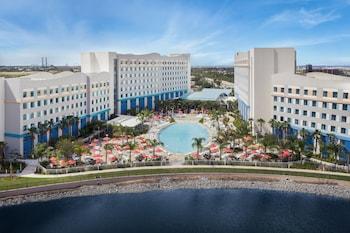 全球無盡夏日渡假村 - 瑟夫賽德套房旅館 Universal's Endless Summer Resort - Surfside Inn and Suites