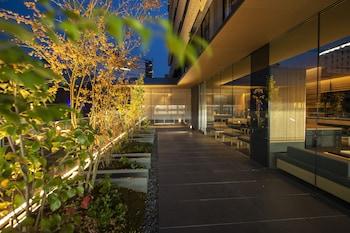 TOKYU STAY KYOTO SHIN-KYOGOKU-DORI Terrace/Patio
