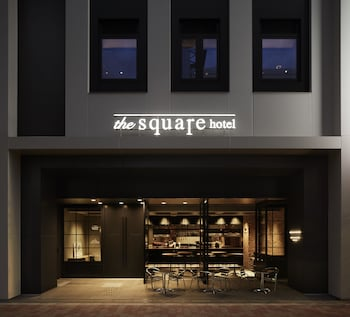 THE SQUARE HOTEL GINZA Exterior