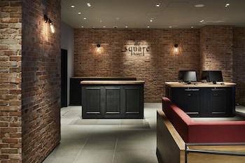 THE SQUARE HOTEL GINZA Reception