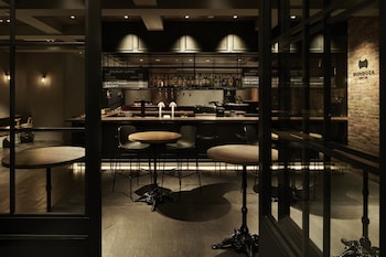THE SQUARE HOTEL GINZA Restaurant