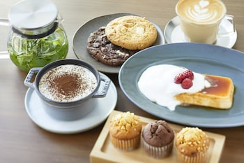 THE SQUARE HOTEL GINZA Breakfast Meal