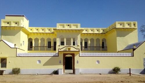 Hotel Mandawa Palace, Jhunjhunun