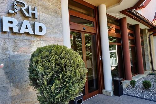 Hotel Rad, Świecie